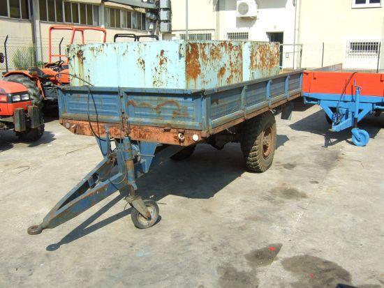 Odorizzi macchine agricole e trattori usati e nuovi for Lochmann rimorchi usati